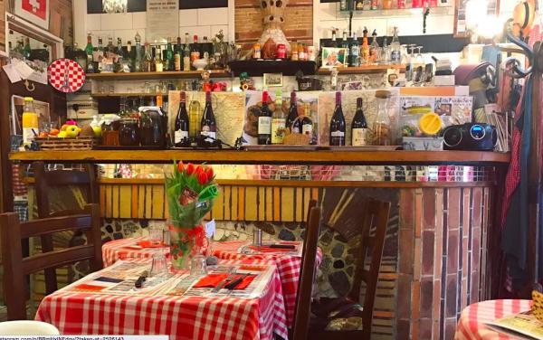 Comer bien y barato en París - Le Petite Rose des Sables