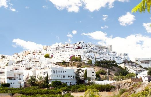 Pueblos románticos de Andalucía - Mojácar (Almería)