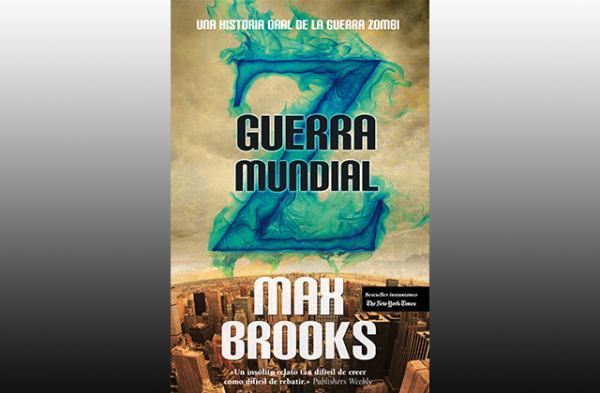 Los mejores libros de zombies - Guerra Mundial Z, la novela de Max Brooks