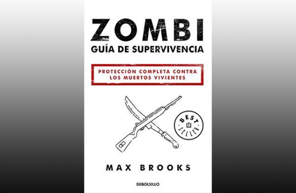 Los mejores libros de zombies - Zombie: guía de supervivencia