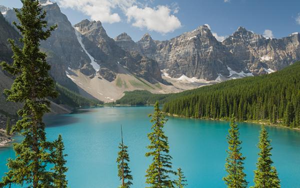 Los mejores parques nacionales de Canadá - 1. Parque Nacional Banff, uno de los parques más antiguos de Canadá