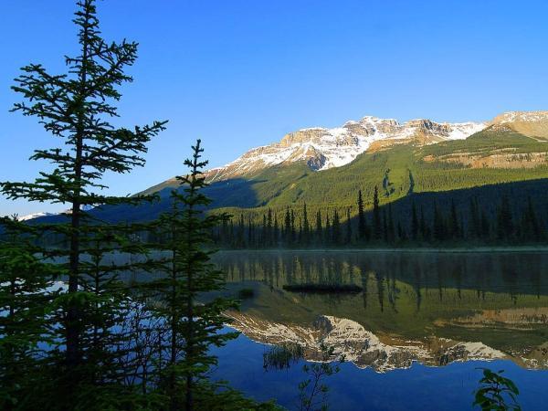 Los mejores parques nacionales de Canadá - 3. Parque Nacional Jasper, acércate a la naturaleza más salvaje