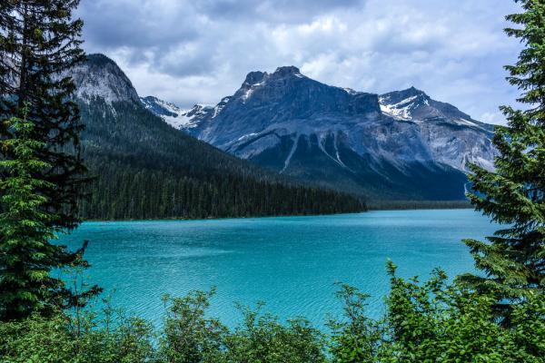 Los mejores parques nacionales de Canadá