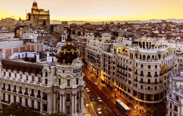 Dónde pasar fin de año en España - Madrid, un clásico para celebrar fin de año