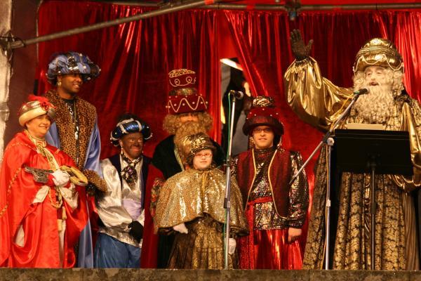 Dónde entregar la carta a los Reyes Magos en Madrid - Plaza de Callao