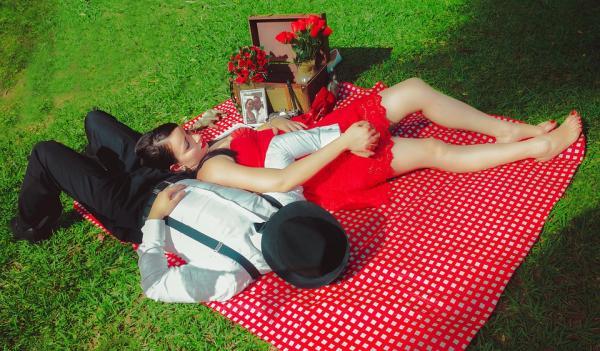 Cómo preparar un picnic romántico