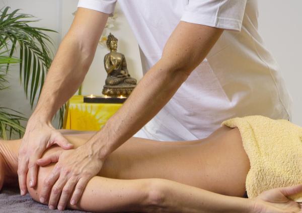 Dónde darse masajes en Tailandia