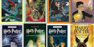 10 libros parecidos a Harry Potter