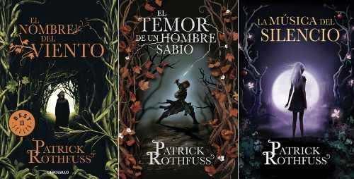 10 libros parecidos a Harry Potter - Crónica del asesino de Reyes de Patrick Rothfuss