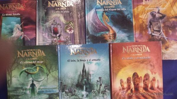 10 libros parecidos a Harry Potter - Las crónicas de Narnia de C.S. Lewis, otro de los libros parecidos a Harry Potter