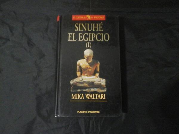 Libros parecidos a la Catedral del Mar - Sinuhe El Egipcio de Mika Waltari