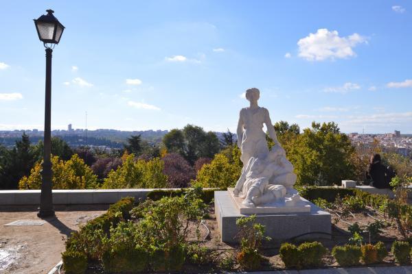 Dónde ver el mejor atardecer en Madrid - Dalieda de San Francisco