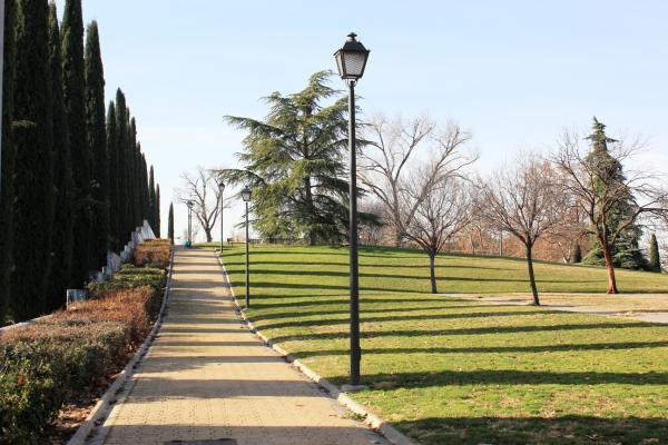 Los mejores parques infantiles en Madrid - La Cuña Verde