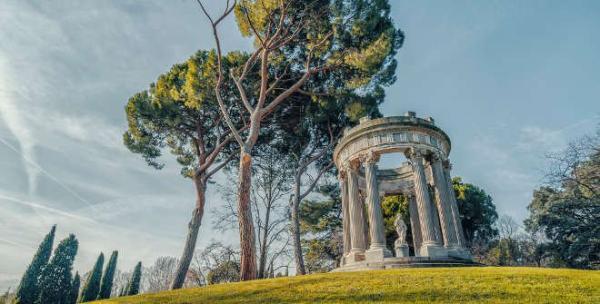 Los mejores parques infantiles en Madrid - Parque del Capricho
