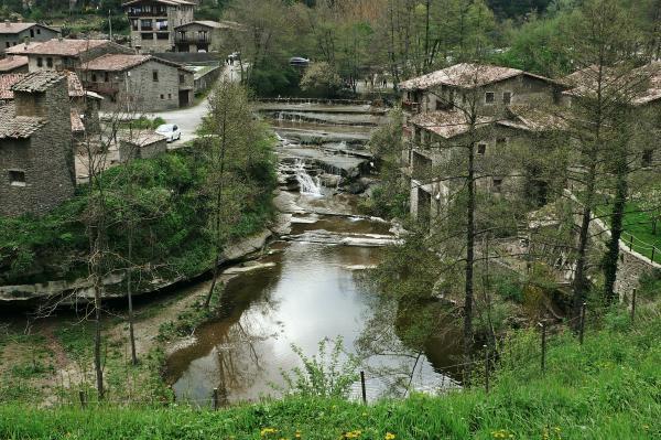 8 pueblos de Cataluña con encanto - Rupit, uno de los pueblos más bonitos de Cataluña