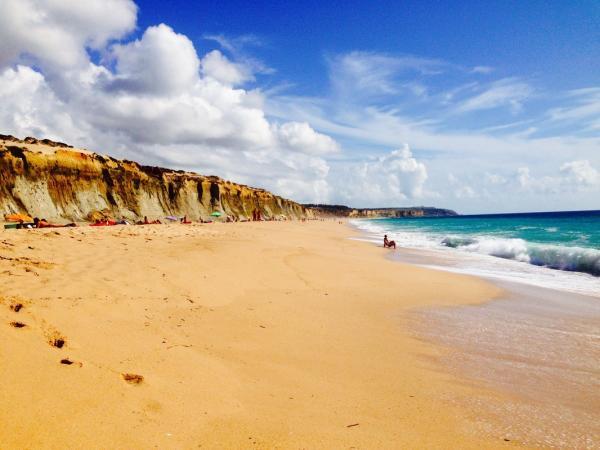 Playas paradisíacas de Portugal - La playa de Meco en Lisboa
