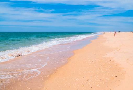 Playas paradisíacas de Portugal - Más playas paradisíacas de Portugal en la Isla de Tavira