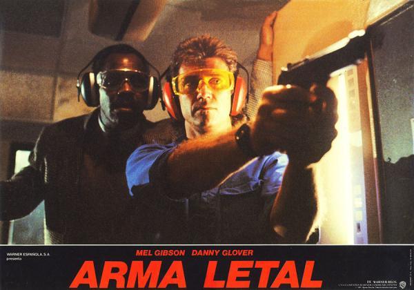Las mejores películas de acción de todos los tiempos - Arma letal (1987)