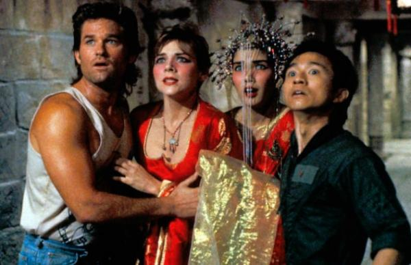 Las mejores películas de acción de todos los tiempos - Golpe en la pequeña china (1986)