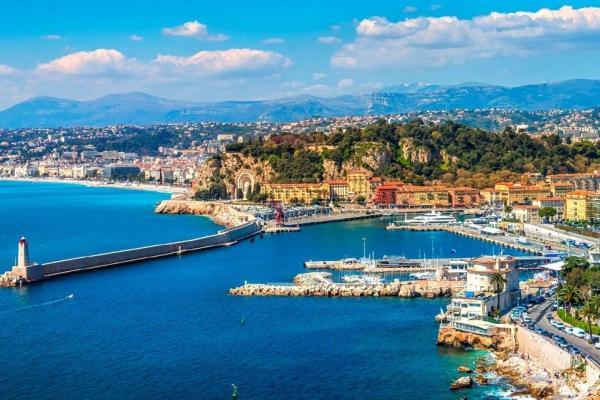 10 pueblos románticos del sur de Francia - Niza, la joya de la Costa Azul