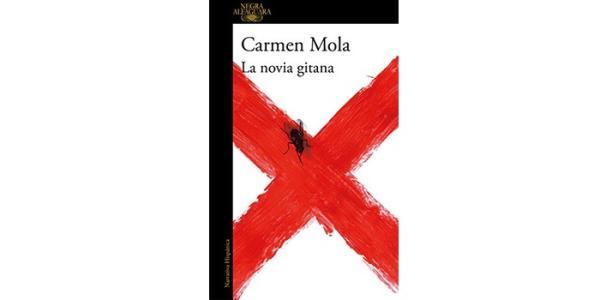 Las mejores novelas policíacas actuales - La novia gitana de Carmen Mola