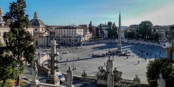 Ideas para celebrar fin de año en Roma - La cuenta atrás en la Piazza de Popolo