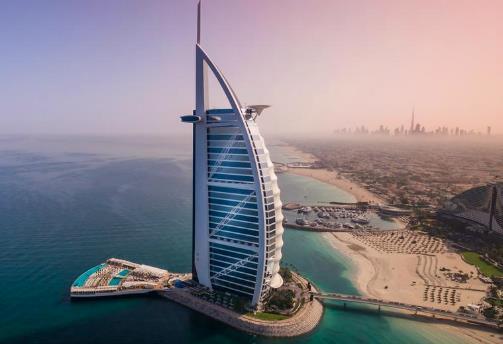 Los hoteles más caros del mundo - Hotel Burj Al Arab