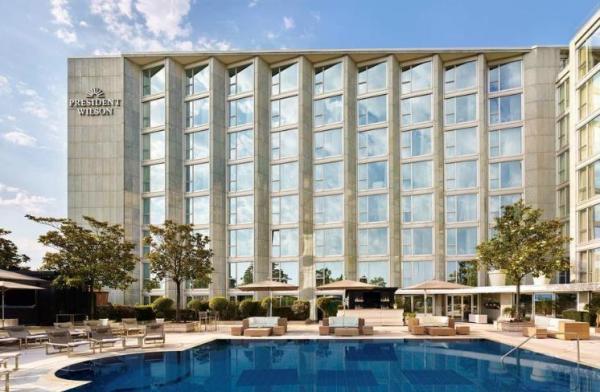Los hoteles más caros del mundo - Hotel President Wilson – Ginebra, Suiza