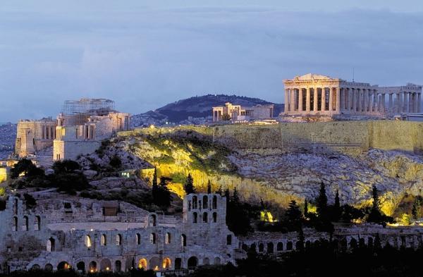 Cuáles son los destinos más baratos de Europa - Atenas, una ciudad histórica con precios asequibles