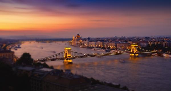 Cuáles son los destinos más baratos de Europa - Budapest, una de las ciudades más baratas deEuropa