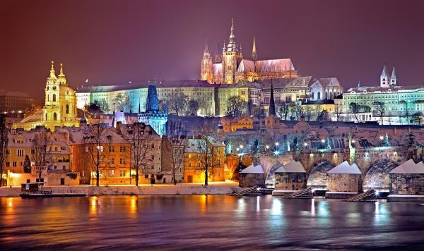 Cuáles son los destinos más baratos de Europa - Praga, una ciudad barata de Europa
