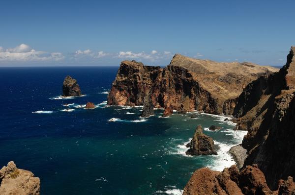 Los mejores sitios para ir de vacaciones en septiembre - Madeira, una de las recomendaciones para viajar en septiembre