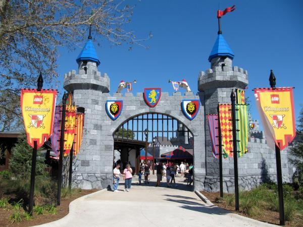 Los mejores parques de Orlando, Florida - Legoland, de los mejores parques temáticos de Orlando