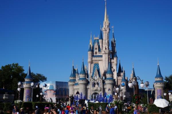 Los mejores parques de Orlando, Florida - Magic Kingdom, uno de los mejores parques temáticos de Orlando