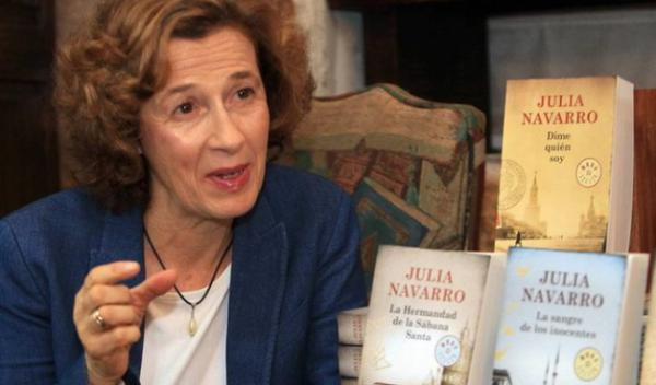 8 libros recomendados para mujeres - Dime quién soy, de Julia Navarro