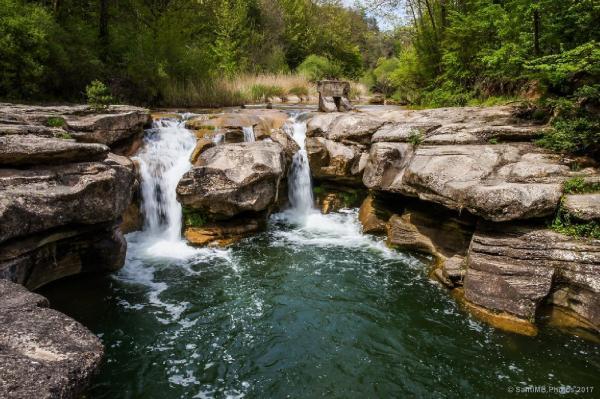 Las mejores piscinas naturales de Cataluña - Gola de les Heures