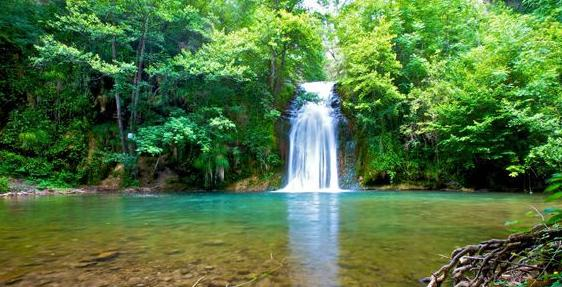 Las mejores piscinas naturales de Cataluña - Gorg de les Bruixes