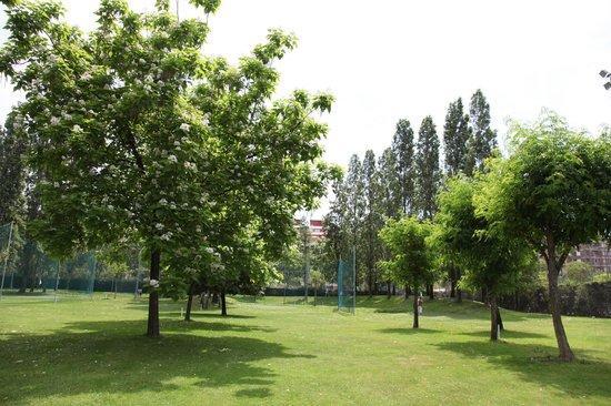 Parques para perros en Barcelona - Parque de Can Dragó