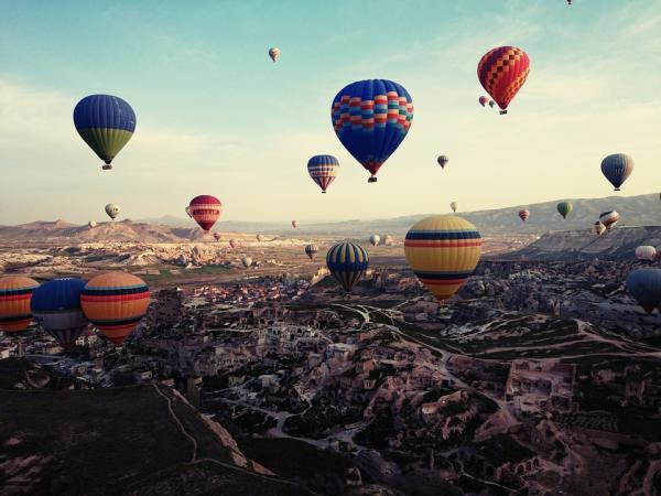 5 destinos baratos para la Luna de Miel - Turquía, uno de los destinos de Luna de Miel más exóticos y baratos