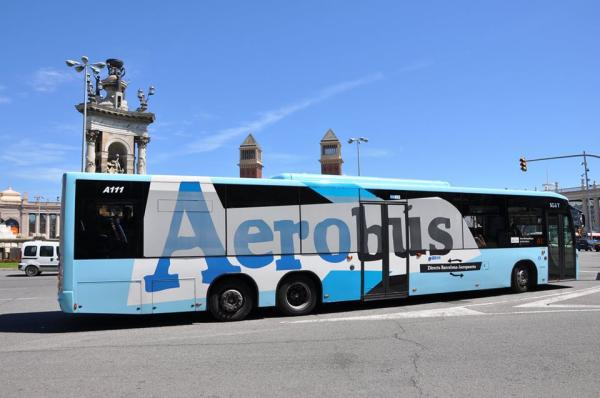 Qué hacer en Barcelona - Aerobús Barcelona