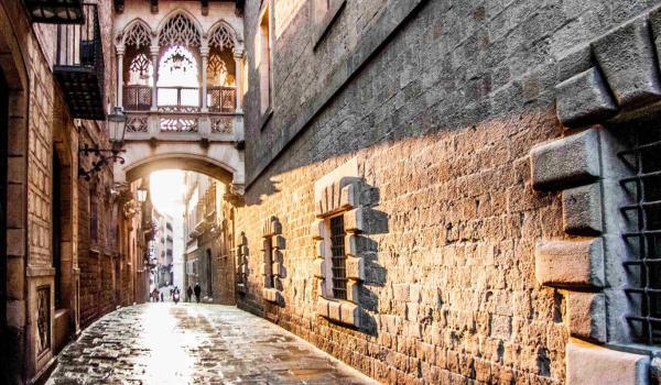Qué hacer en Barcelona - Barrio Gótico