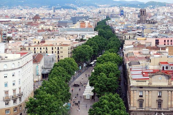 Qué hacer en Barcelona - Las Ramblas