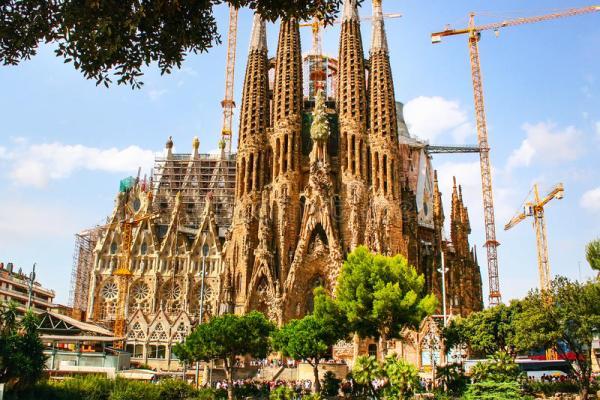 Qué hacer en Barcelona - Sagrada Familia