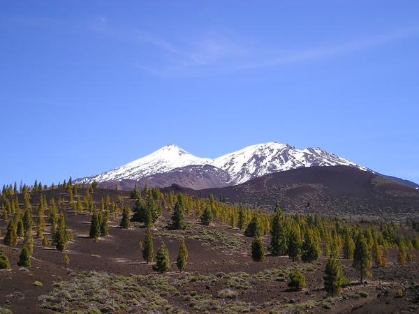 Los mejores parques naturales de España - Parque Nacional del Teide