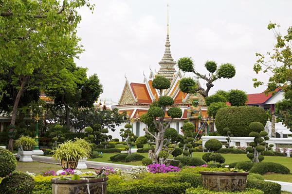 Los 5 mejores templos budistas de Tailandia - Wat Arun, un templo en Bangkok de imprescindible visita