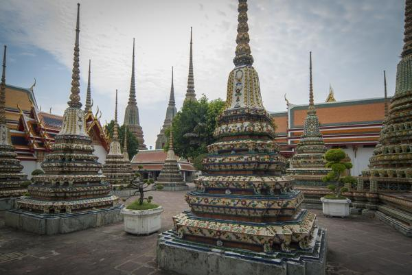 Los 5 mejores templos budistas de Tailandia - Wat Pho, uno de los mejores templos budistas de Bangkok