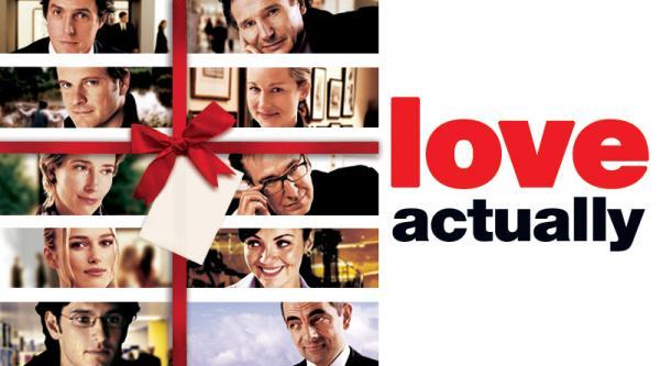 Las mejores películas navideñas de amor - Love Actually, una de las mejores películas navideñas románticas