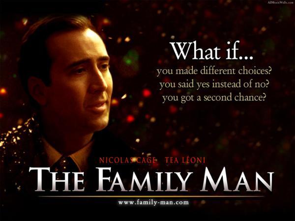 Las mejores películas navideñas de amor - The Family Man