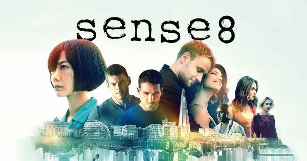 Las 8 mejores series de ciencia ficción actuales - Sense8, una serie imprescindible