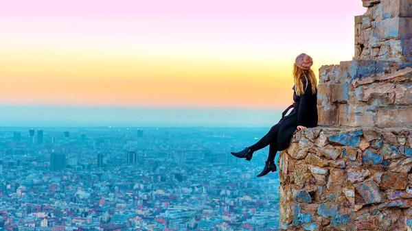 Sitios para hacer fotos en Barcelona - Bunkers del Carmel